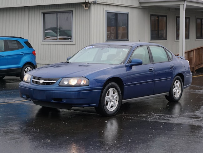 Used 2005 Chevrolet Impala Base Sedan for sale in Howell, MI
