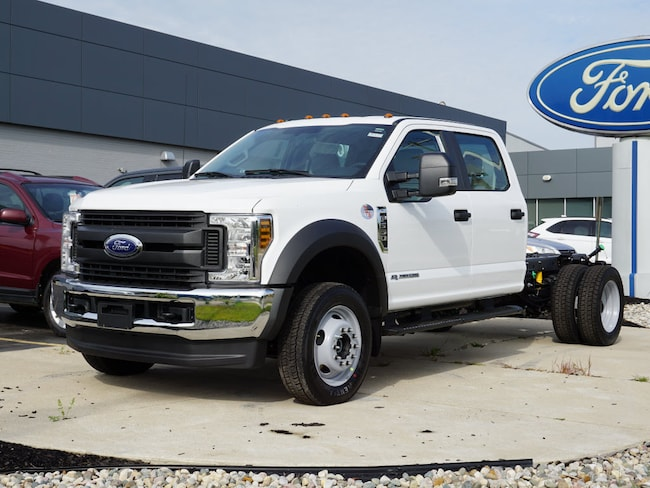 2019 Ford Chassis Cab F-550 XL Commercial-truck for sale in Detroit, MI