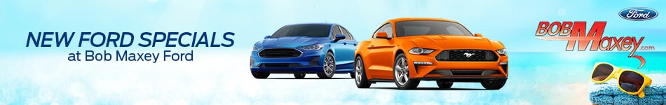 New Ford Specials - June 2020