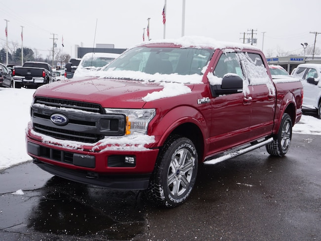 2019 Ford F-150 XLT Truck for sale in Howell, MI