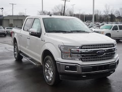 2019 Ford F-150 Lariat Truck for sale in Detroit at Bob Maxey Ford Inc.