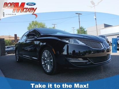 Bob Maxey Lincoln >> Used 2016 Lincoln Mkz For Sale At Bob Maxey Lincoln Vin