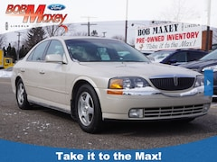 Used 2000 Lincoln LS V8 Auto Sedan in Howell MI