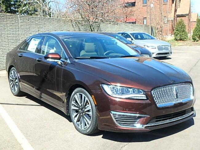 2019 Lincoln MKZ Reserve II Car for sale in Detroit, MI