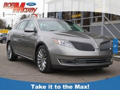2015 Lincoln MKS All-wheel Drive