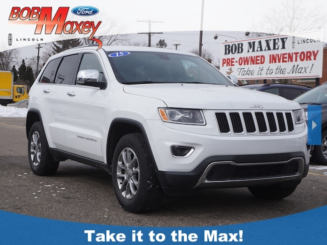2015 Jeep Grand Cherokee Limited 4x4 SUV for sale in Detroit, MI