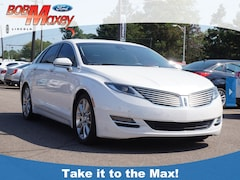 Used 2016 Lincoln MKZ Front-wheel Drive