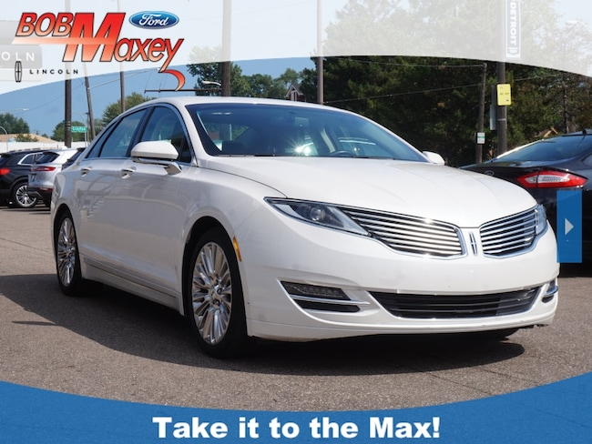 Used 2016 Lincoln MKZ Sedan for sale in Howell, MI