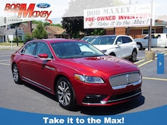 Used 2019 Lincoln Continental Standard Sedan