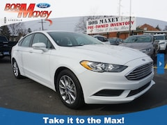 Used 2017 Ford Fusion SE Sedan in Howell MI