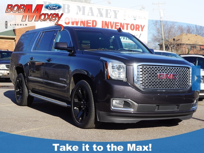 2016 GMC Yukon XL Denali SUV for sale in Detroit, MI