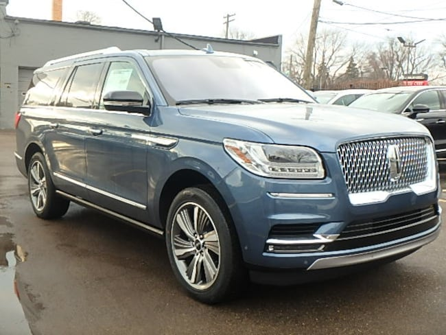 2019 Lincoln Navigator Reserve L SUV for sale in Detroit, MI