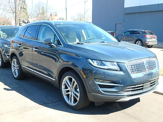 2019 Lincoln MKC Reserve Crossover for sale in Detroit, MI