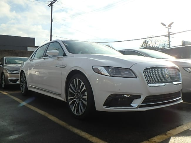 2019 Lincoln Continental Select Car for sale in Detroit, MI