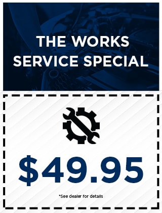 The Works Service Special
