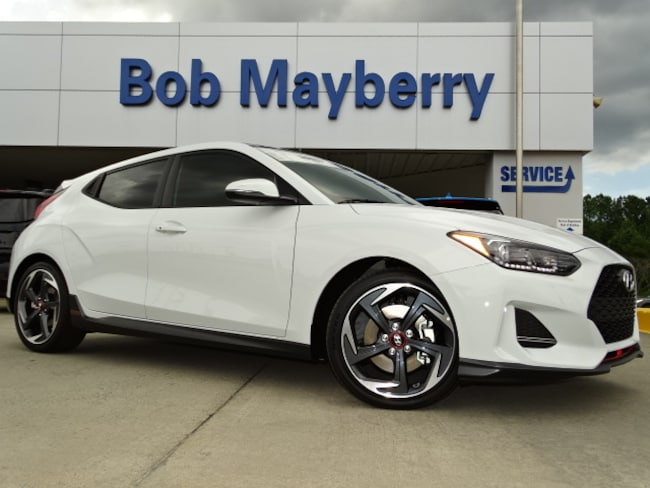 New 2019 Hyundai Veloster Turbo Hatchback Monroe