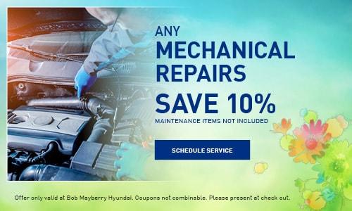 Mechanical Repairs Special