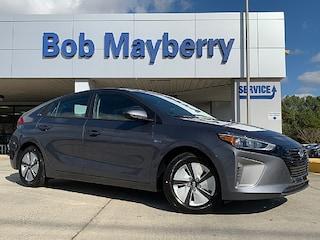New 2019 Hyundai Ioniq Hybrid Blue Hatchback Monroe