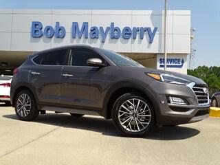 New 2020 Hyundai Tucson Limited SUV Monroe