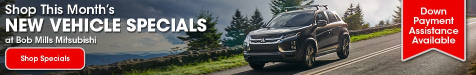 Shop This Month's New Vehicle Specials - January
