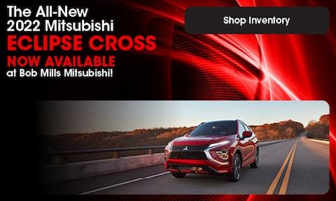 All-New 2022 Mitsubishi Eclipse Cross