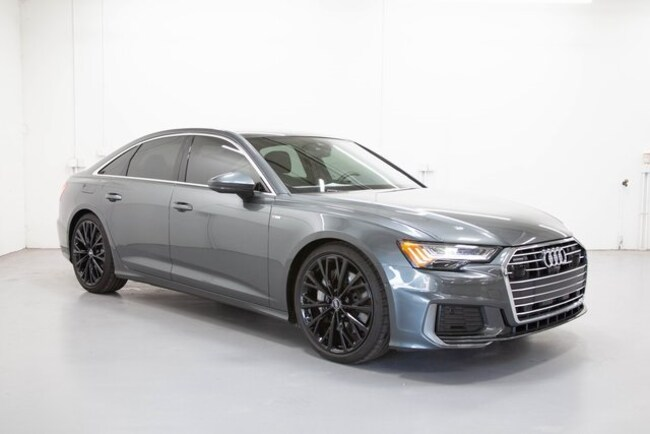 New 2019 Audi A6 For Sale At Audi Oklahoma City Vin Waum2af28kn025693
