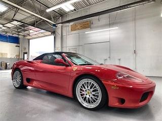 2004 Ferrari 360 Modena Spider Convertible