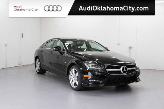 2012 Mercedes-Benz CLS-Class CLS 550 Coupe