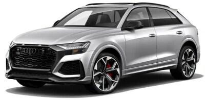 2022 Audi RS Q8 4.OT SUV