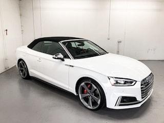 2019 Audi S5 3.0T Prestige Convertible