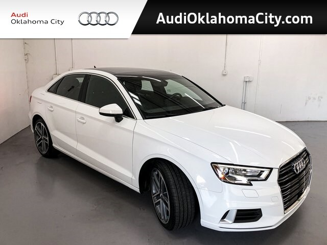 2019 Audi A3 2.0T Premium Sedan