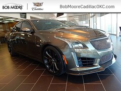 New Cadillacs 2019 CADILLAC CTS-V Sedan 1G6A15S63K0133762 in Oklahoma City, OK