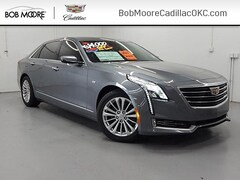 New Cadillacs 2018 CADILLAC CT6 2.0L Turbo Luxury Sedan 1G6KC5RX4JU159761 in Oklahoma City, OK