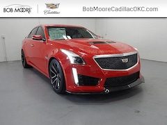 New Cadillacs 2019 CADILLAC CTS-V Sedan 1G6A15S6XK0124461 in Oklahoma City, OK