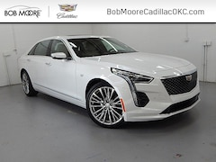 New Cadillacs 2019 CADILLAC CT6 3.6L Premium Luxury Sedan 1G6KE5RS4KU127635 in Oklahoma City, OK