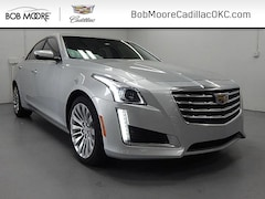 New Cadillacs 2018 CADILLAC CTS 2.0L Turbo Luxury Sedan 1G6AR5SX3J0179656 in Oklahoma City, OK