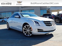 New Cadillacs 2019 CADILLAC ATS 2.0L Turbo Luxury Coupe 1G6AB1RXXK0102464 in Oklahoma City, OK