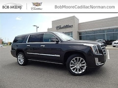 New Cadillacs 2018 CADILLAC Escalade ESV Premium Luxury SUV 1GYS4JKJ3JR351596 in Oklahoma City, OK