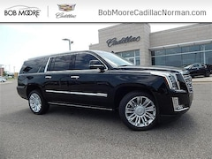 New Cadillacs 2018 CADILLAC Escalade ESV Platinum SUV 1GYS4KKJ7JR373414 in Oklahoma City, OK