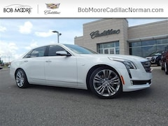 New Cadillacs 2018 CADILLAC CT6 3.0L Twin Turbo Platinum Sedan 1G6KP5R60JU121214 in Oklahoma City, OK