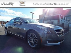 New Cadillacs 2018 CADILLAC CT6 3.6L Luxury Sedan 1G6KD5RS2JU159694 in Oklahoma City, OK