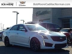 New Cadillacs 2019 CADILLAC CTS-V Sedan 1G6A15S66K0124330 in Oklahoma City, OK
