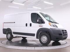 2018 Ram ProMaster 1500 Low Roof Cargo Van