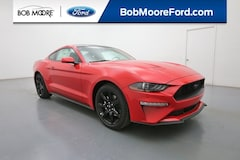 2019 Ford Mustang Ecoboost Active Exhaust/Safe & Smart/Black Accent Coupe