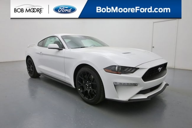 2019 Ford Mustang Ecoboost Perfromance/Safe & Smart Pkg Coupe
