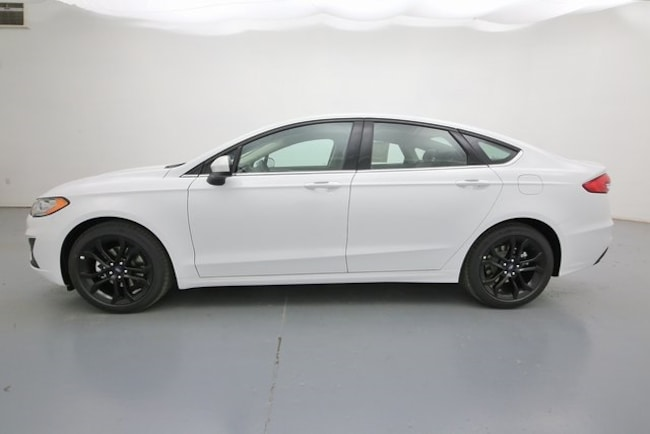 New 2019 Ford Fusion For Sale At Bob Moore Ford Vin