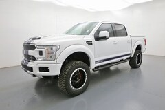 2018 Ford F-150 Lariat Shelby Supercharged Truck