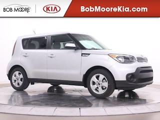 Soul 2018 Base Wagon Kia