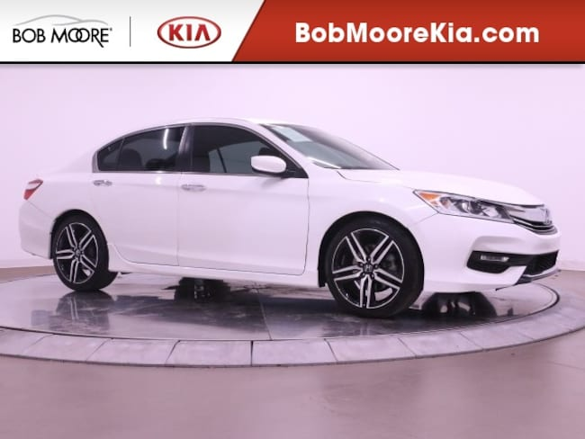 Accord 2017 Sport Sedan Honda