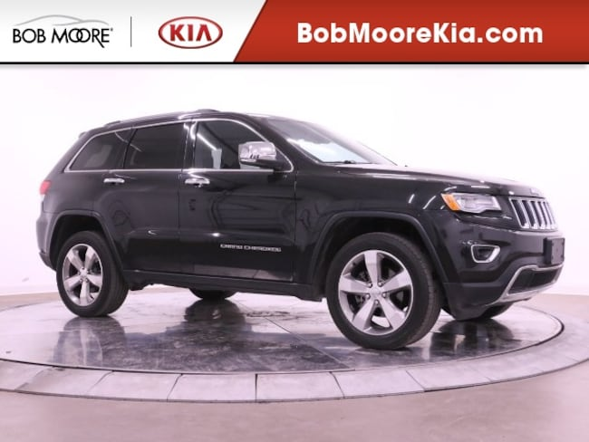 Grand Cherokee 2015 Limited 4x4 SUV Jeep